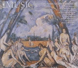 Music & the Arts Vol. 1, No. 1: Esa-Pekka Salonen Conducts