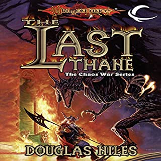 The Last Thane audiobook cover art