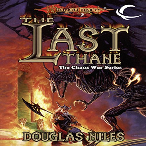 The Last Thane Audiobook By Douglas Niles Audible Com border=