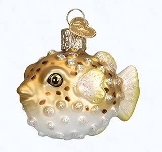 Old World Christmas 12495 Fish, Pufferfish