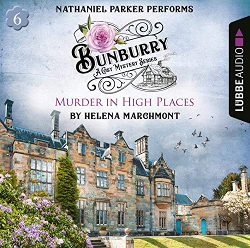 Murder in High Places Audiobook By Helena Marchmont cover art
