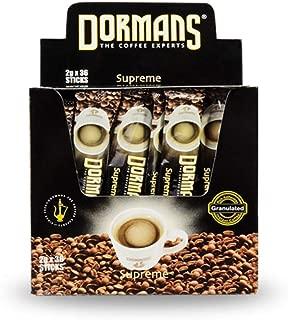 Dormans Supreme Istant Coffee 2g (Pack of 36) 도르만스 인스턴트 커피