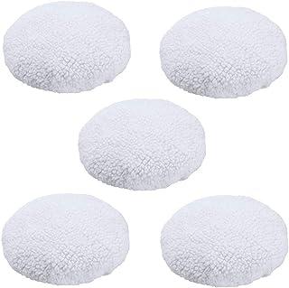 KingBra – Capa de polimento para carro, boina de polimento de microfibra macia, capa de polimento para polimento de bolinh...