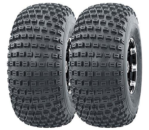 Set of 2 UTV ATV tires 20x7-8 20x7x8 4PR