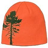 Pinewood 9124 Strickmütze Pinewood wendbar orange/grün (542)