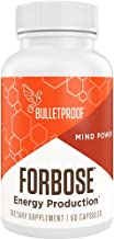 Bulletproof Forbose, Tap Into Your ATP Energy Reserves for Extra Stamina and High Performance, Recharge, Assist in Recovery, Non-GMO, Vegan, (60 Capsules)
