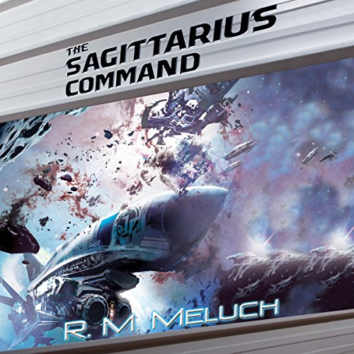 The Sagittarius Command audiobook cover art