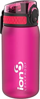 ion8 Leak Proof BPA Free Botella de agua , a pueba de fugas sin BPS