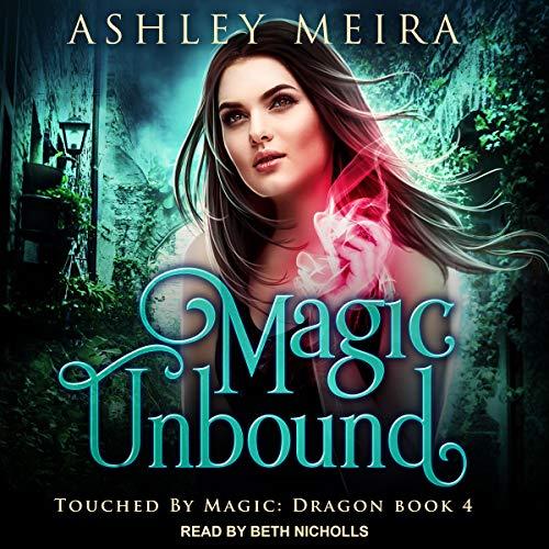 Magic Unbound audiobook cover art