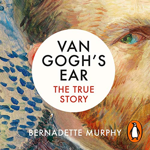 Van Gogh's Ear audiobook cover art