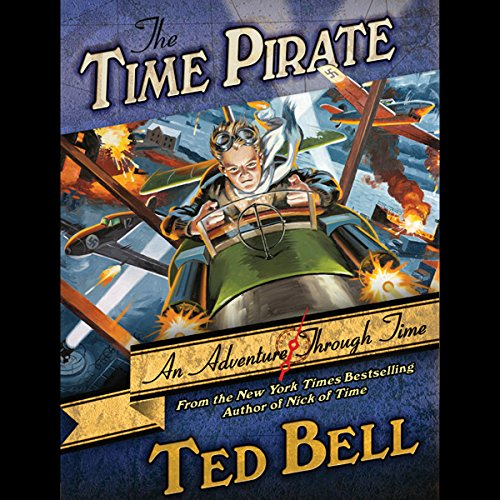Time Pirate     A Nick McIver Time Adventure              By:                                                                                                                                 Ted Bell                               Narrated by:                                                                                                                                 John Shea                      Length: 12 hrs and 18 mins     Not rated yet     Overall 0.0