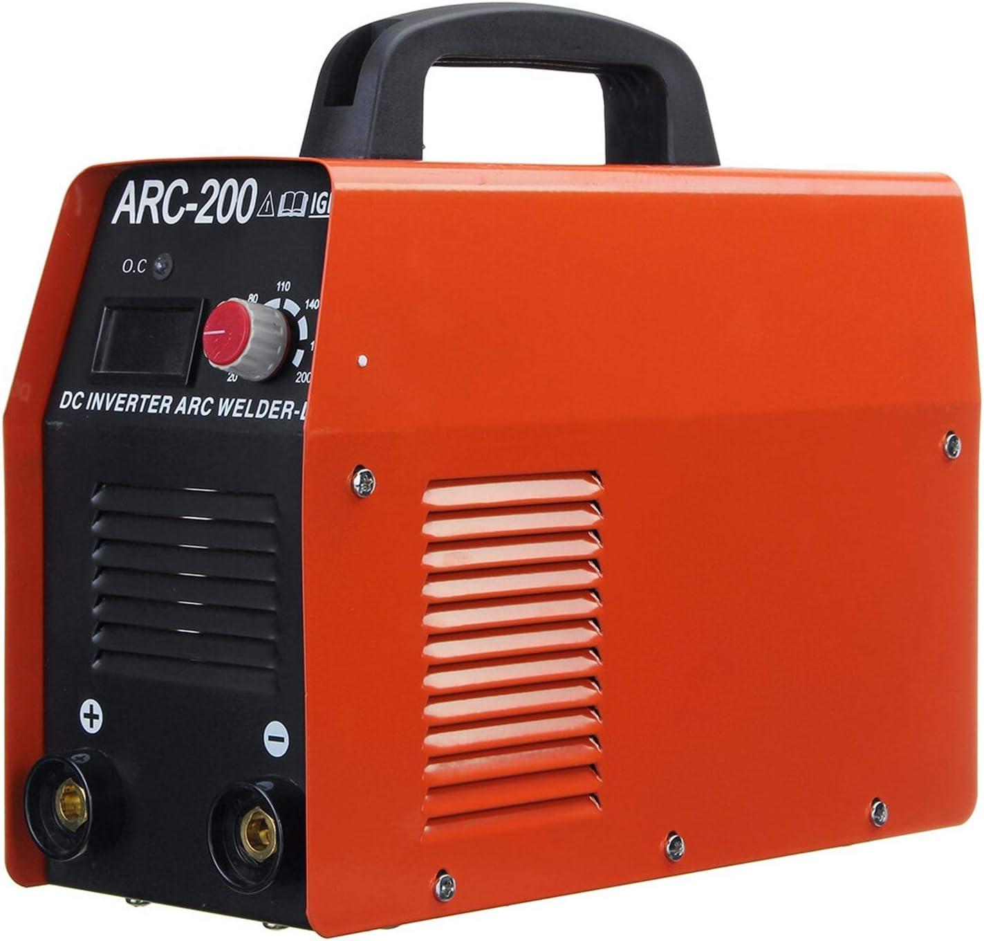 Useful Arc Welding Machine, 220v Arc Welding Machine 200amp Powe