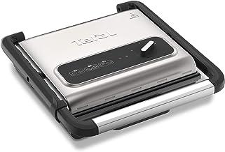 Tefal GC242D Inicio Grill Adjust multifunctionele paninigrill - 2000 W vermogen - Verticaal op te bergen