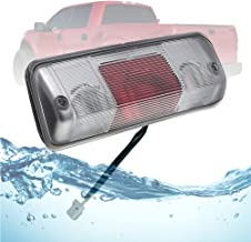 Third Truck Brake Light, 2004-2008 F-150 & 2007-2010 Explorer Sport Trac Center High Mount Stop Lamp, with Refreshed Clear...