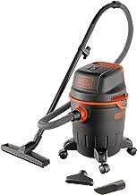 Black+Decker BXVC20PE odkurzacz do pracy na mokro i na sucho (1200 W, 20 litrów)