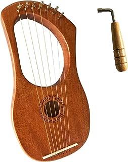 lyre harp tuning