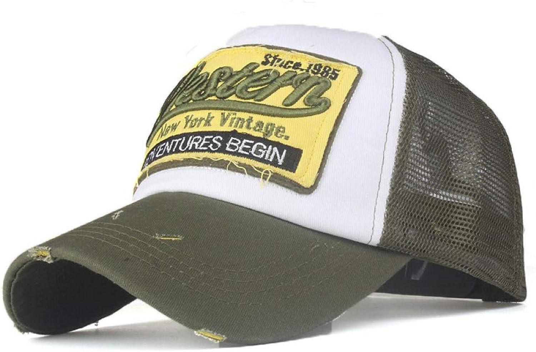 46239ac51 WYKDA Snapback Baseball Cap Mesh Cap Cap Bone Hat for Men Women ...