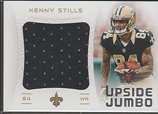 2013 Momentum Kenny Stills Saints 126/299 Jumbo Jersey Football Card #35