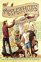 Applewhites At Wit's End book cover