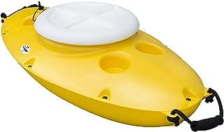 floating cooler for river
