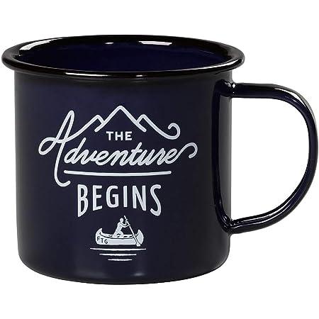 GENTLEMEN'S HARDWARE (ジェントルマン ハードウェア) ホーロー マグカップ アウトドア キャンプ [正規輸入品]