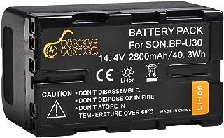 Pickle Power BP-U30 Battery for Sony PMW-100, PMW-150, PMW-160, PMW-200, PMW-300, PMW-EX1, EX3, PMW-EX160, PMW-EX260, PMW-EX280, PMW-F3, PXW-FS5, PXW-FS7, PXW-FX9K Camcorders