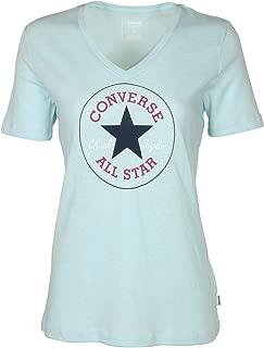 Converse Women's Core Heather Chuck Taylor V-Neck