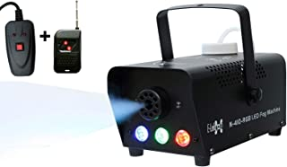 E-Lektron N-410-RGB compacte rookmachine 400W met LED-verlichting