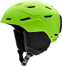 Smith Optics Mission MIPS Snowboarding Helmets (Matte Limelight, L (59-63))