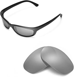 Walleva Replacement Lenses for Ray-Ban RB4115 Sunglasses - Multiple Options Available