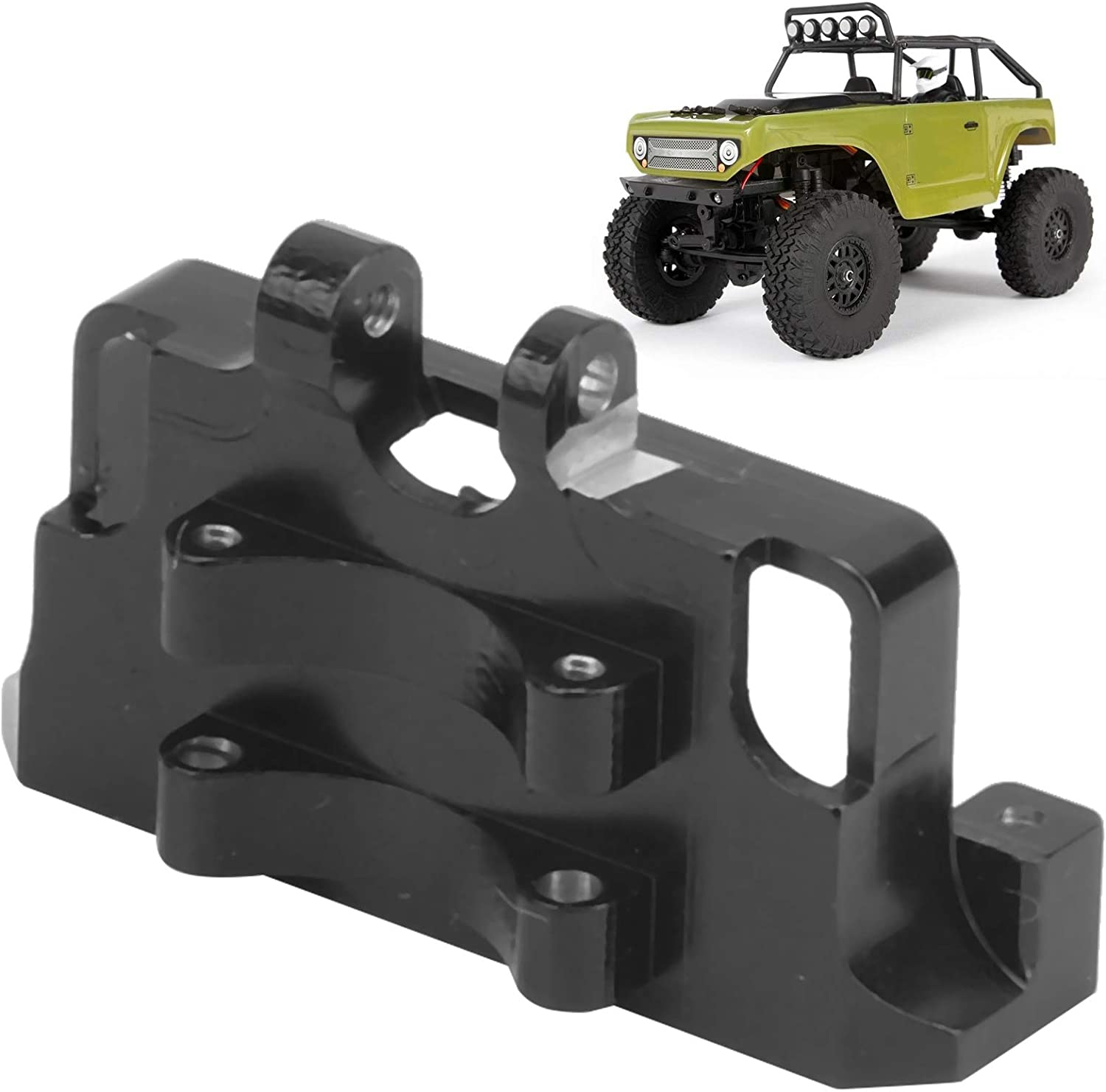 01 Aluminum Alloy Servo Rust‑Proof Bracket Mount Now free shipping Cheap super special price RC
