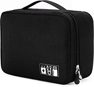 Device of Urban INFOECH Portable Electronic Gadgets & Accessories Organizer Bag Universal Travel Gadgets Storage Carrying ...