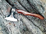 combat axe,combat ace aircraft, MDM VINTAGE TOMAHAWK BEARDED AXE HAND FORGED VIKING STYLE HATCHET COMBAT AXE IRLAND FRANCE GERMAN AXE, combat axe-lotus