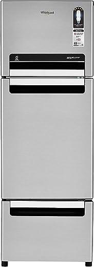 Whirlpool 260 L Frost-Free Multi-Door Refrigerator (FP 283D PROTTON ROY, German Steel) 1