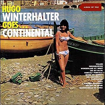 Hugo Winterhalter Goes Continental (Album of 1962)