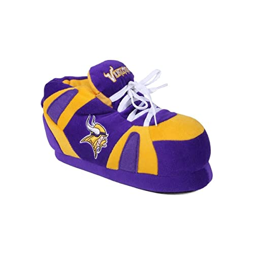 146bb448176 Happy Feet   Comfy Feet - Officially Licensed Mens and Womens NFL Sneaker  Slippers