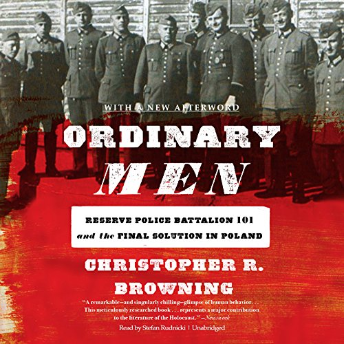 Ordinary Men audiobook cover art