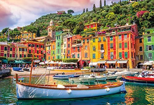 Buffalo Games - Come Sail Away - Portofino, Italy - 2000 Piece Jigsaw Puzzle