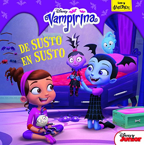 Vampirina. De susto en susto: Cuento (Disney. Vampirina)