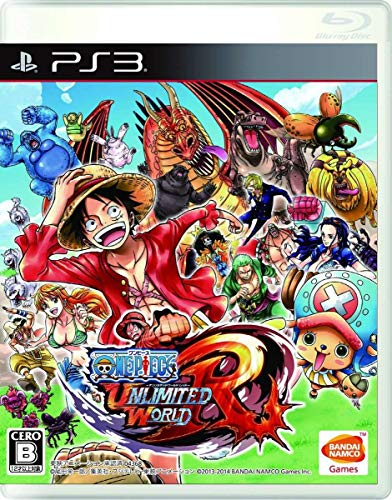 Game Ps3 One Piece Unlimited World Red