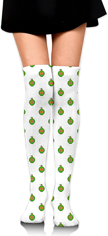 Los Angeles Mall Comfort Knee Compression Sock High Nippon regular agency Tube W Socks Girls Sports For