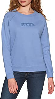 Levi's Relaxed Graphic Crew Womens Sweater