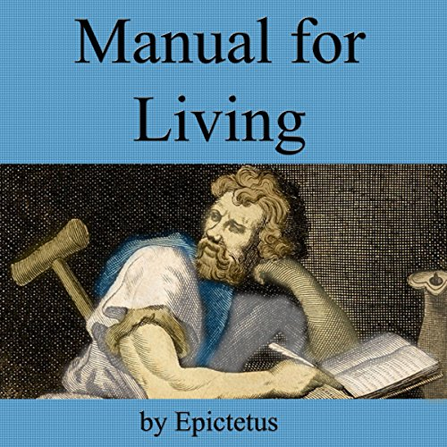 Manual for Living audiobook cover art