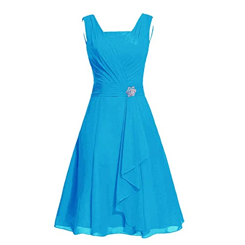8f2965b4db Ocean Blue Bridesmaid Dresses: Amazon.com
