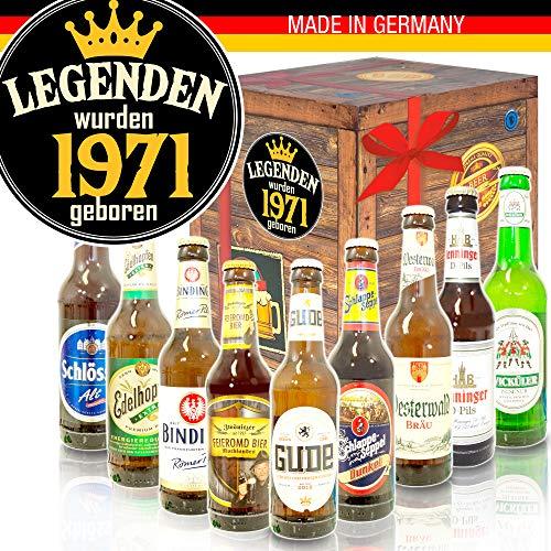 Legenden 1971 / Deutsche Biersorten/Geschenkidee 1971