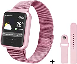 Amazon.es: reloj inteligente rosa