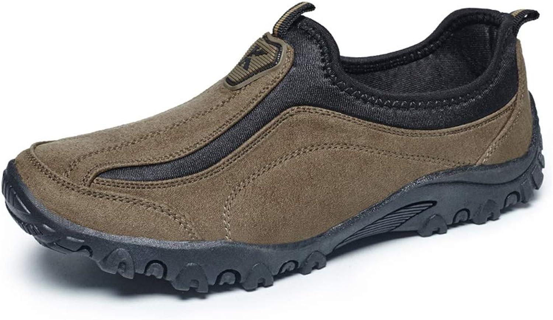 2018 ny Fall herrar skor Loafers & Slip -Ons turistskor turistskor turistskor Vandringaasskor Non -Slip Hiking skor Low -top skor Sports Athletic YAN (Färg  D, Storlek  46)  hitta din favorit här