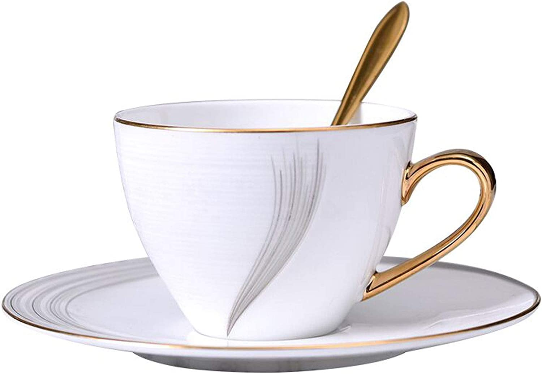 Super-cheap Coffee Mugs 220ml 7.4oz Personality China Bone White Max 87% OFF Mug