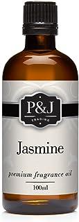 Jasmine Fragrance Oil - Premium Grade Scented Oil - 100ml/3.3oz