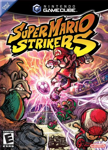 Super Mario Strikers by Nintendo